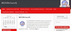 mdsnetwork screen