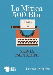 La Mitica 500 Blu