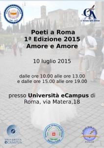 Poeti a Roma