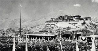 rivolta popolare tibetana