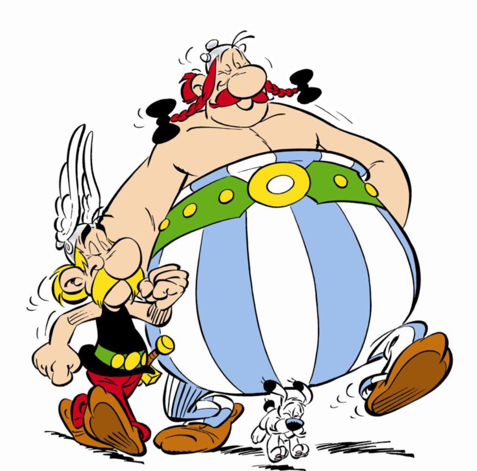 Risultati immagini per asterix e obelix