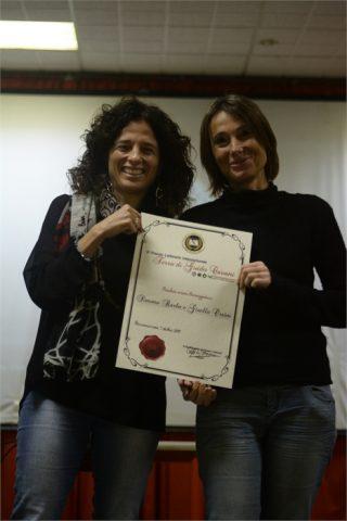 Simona Barba e Gisella Orsini