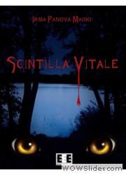Scintilla Vitale con Logo e titolo