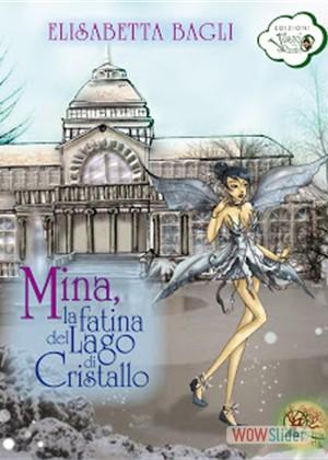 eli Mina la fatina del Lago di Cristallo